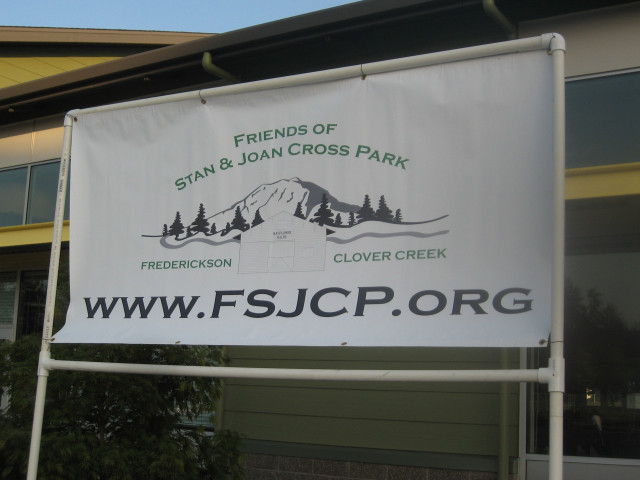 Friends of Stan and Joan Cross Park hold 2nd Annual Spaghetti Feed fundraiser